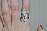 Серебряное кольцо Оракул, фото 2