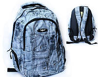 Ранец-рюкзак на 2 відд., 45*30*17см, PL, 9673 SAFARY
