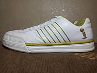 Adidas shooting Star NBA teams white gold кроссовки. Оригинал! 43 р.