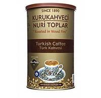 Турецкий кофе молотый Kurukahveci Nuri Toplar 500 г, фото 1