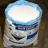 Натрий едкий (Каустик).ГРАНУЛЫ. 25 кг. мешок. Очистка полов, канализации Изг. электролитов и другое. +