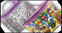 """Косметичка раскраска """"My color case"""" Сова Danko Toys COC-01-04"""