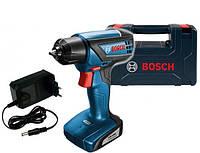 Аккумуляторный шуруповерт Bosch GSR 1000