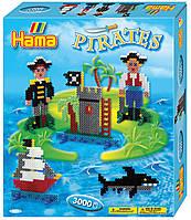 Термомозаика Hama Набор Пираты midi  (3229)