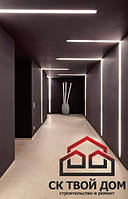 Дизайнерский ремонт офисных помещений