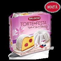 Пасхальный тортик Balocco Torte in Festa с ягодным кремом, 400 г.