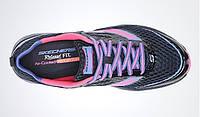 Стильные мужские кроссовки Skechers 42р. Отличный вариант для спортзала и забега. Хорошее качество. Код: КГ871