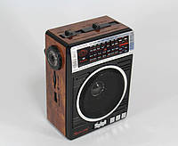 Радиоприемник с фонариком Golon RX 078 USB/SD/FM, радио на аккумуляторе, фото 1