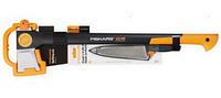 Промо-набор топор-колун Fiskars Х21 + большой кухонный нож в чехле FF 1023883