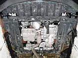 Защита картера двигателя и кпп Opel Zafira Tourer C 2011-, фото 7