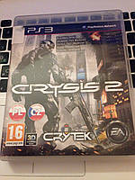 Видео игра Crysis 2 (PS3) pyc.