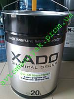 Моторное масло ХАДО XADO Diesel Truck 10w40 CI-4 E4/E7 (20 литров)