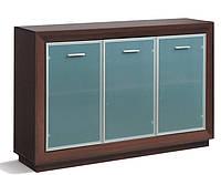 Буфет комод 3С Клео (SM), трехдверная тумба из серии модульной мебели Клео, 1515*940*385