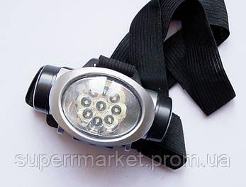 Налобный фонарь Bailong BL-603-9c, фото 2