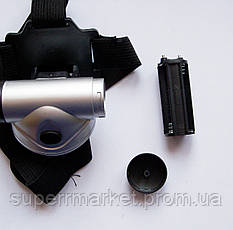Налобный фонарь Bailong BL-603-9c, фото 3