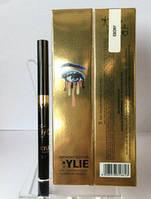 Kylie механический карандаш для бровей с щеточкой