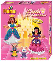 Термомозаика Hama Набор Маленькая принцесса midi (3230)