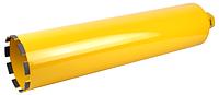 Сверло алмазное (алмазная коронка) сегментное 102 мм САМС 102x450-9x1 1/4 UNC Baumesser Beton
