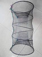 Ятерь (Вентерь) для ловли раков, рыбы 50х105см