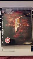 Видео игра Resident Evil 5 (PS3)