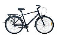 """Велосипед SKD 26""""  LEON SOLARIS MAN    Al с багажн. черн. 2014"""