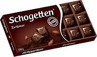 Шоколад Schogetten Zarbitter горький (Шогеттен), 100 гр