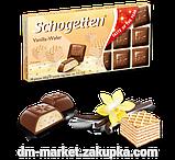 Шоколад Schogetten Vanilla-Wafer (Шогеттен), 100 гр, фото 2