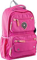 Рюкзак подростковый ортопедический ТМ 1 Вересня OX 323, рожевий, 29*46*13, фото 1