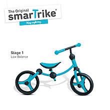 Каталки и качалки «Smart Trike» (1050300) беговел Running Bike (голубой)