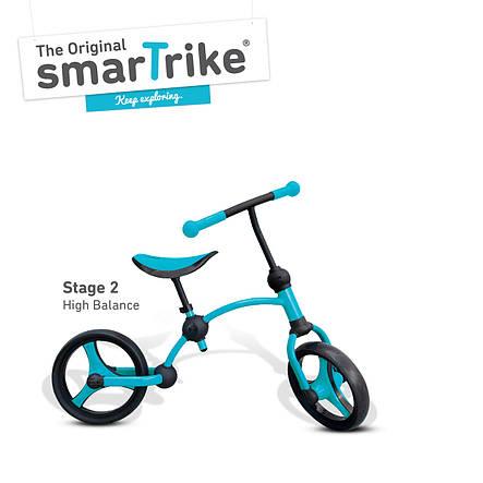 Беговел Running Bike (голубой), Smart Trike (1050300), фото 2