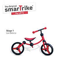 Каталки и качалки «Smart Trike» (1050100) беговел Running Bike (красный)