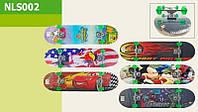Скейтборд NLS002 79х20см