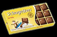 Шоколад Schogetten Kinder (Шогеттен), 100 гр, фото 1