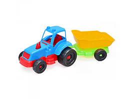 """Трактор с прицепом """"М"""" 07-711 Kinderway"""