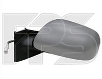 Зеркало лев. эл. с обогр. грунт. выпукл. Toyota Yaris 2006-11