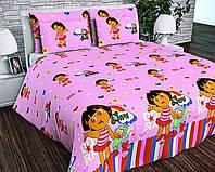 Комплект детского постельного белья Дора