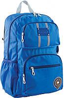Рюкзак подростковый ортопедический ТМ 1 Вересня OX 334, блакитний, 29*45.5*15, фото 1