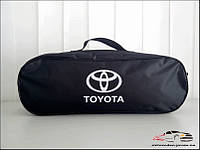 Набор автомобилиста, сумка тех. помощи TOYOTA черная.