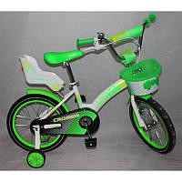 Двухколесный велосипед Кросер Кидс Байк 12д  Crosser Kids Bike