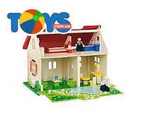 Деревянный кукольный домик, 50349