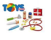 Игрушка Viga Toys «Чемоданчик доктора», 50530