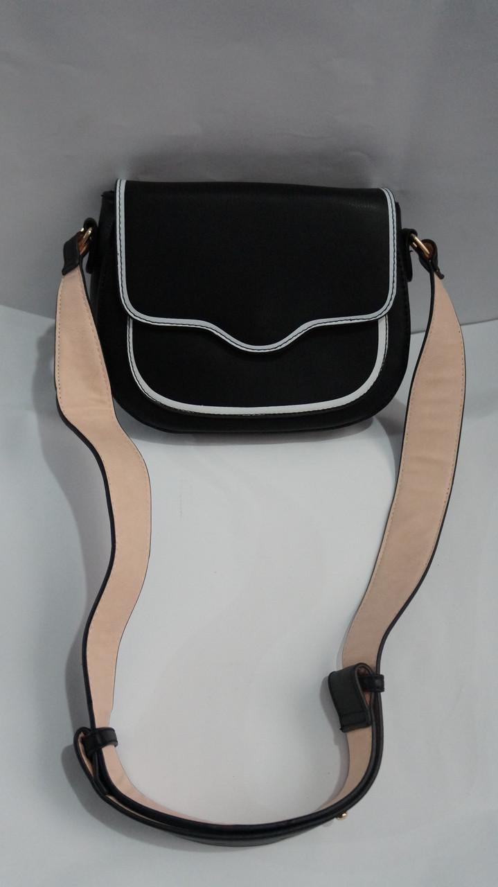 38ea430cf169 Женская сумочка через плечо с широким ремнем : продажа, цена в ...