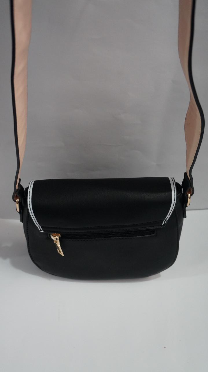 Женская сумочка через плечо с широким ремнем ремень от dg женский
