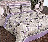 Двуспальный комплект постельного белья из бязи