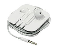 НАУШНИКИ для iPhone Apple EarPods+ПУЛЬТ+КОРОБКА!, В наличии