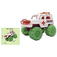 Автомобиль Джип скорая помощь KW-05-503 Киндер Вей