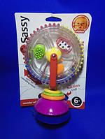 Развивающая игрушка Sassy (США) на присоске