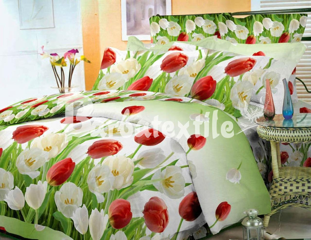 Качественный двуспальный комплект постельного белья