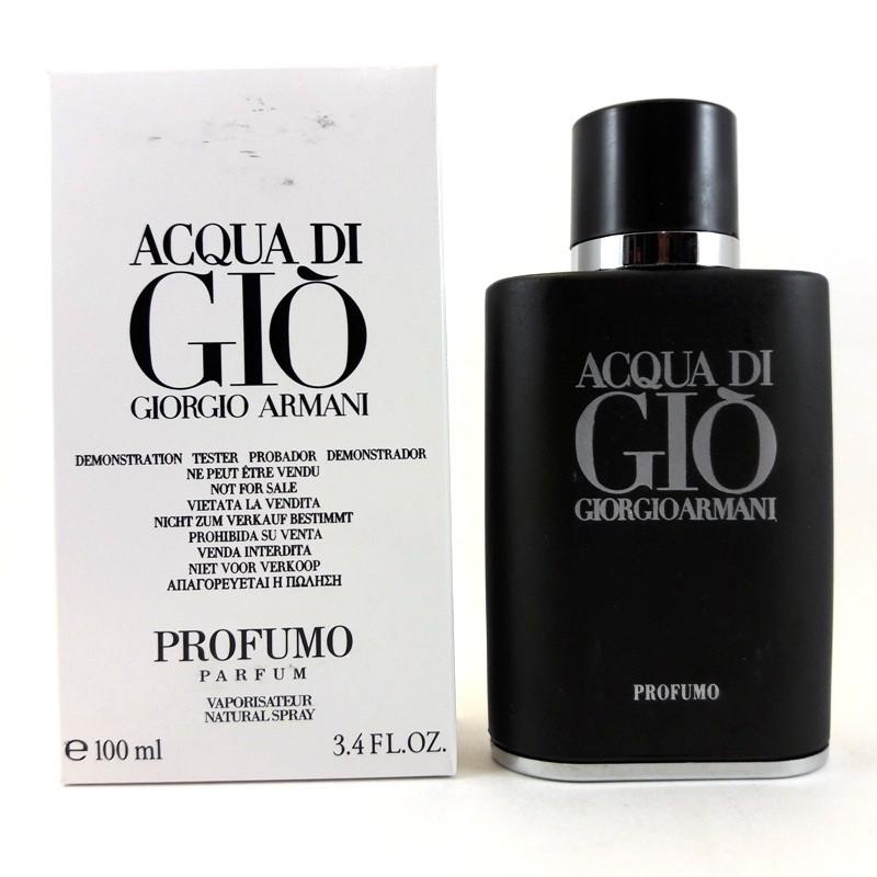 парфюмированная вода тестер Giorgio Armani Acqua Di Gio Profumo