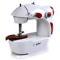 Швейная машина 4 в 1 FHSM - 201 + электронная педаль + адаптер! КАЧЕСТВО, В наличии